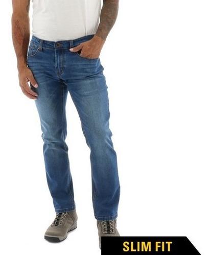 Pantalones Cat Para Hombre - 2810151-12267-32