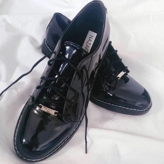 Nazaria Zapato Cordones 303 Negro