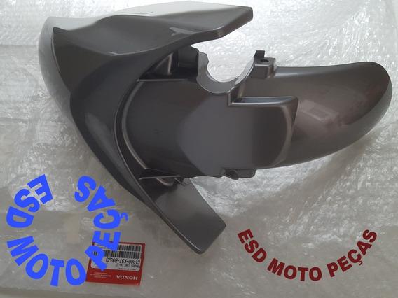 Paralama Honda Pcx150 2019 Prata Novo Original S/ Uso