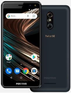 Usado: Smartphone Positivo Twist Se S545 Tela 5,7 Octa-core