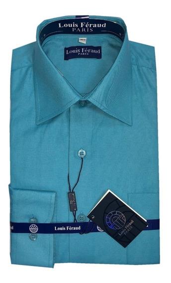 Camisas De Vestir Louis Feraud Manga Larga