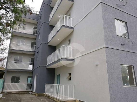 Apartamento 2 Quartos, Em Venda Das Pedras, Itaboraí. - Ap6473