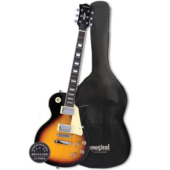 Guitarra Les Paul Strinberg Lps 230 Sunburst + Capa Oferta!