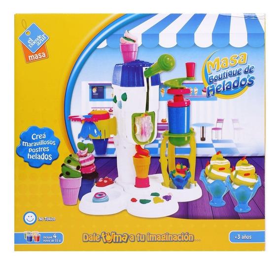 Juego De Masa Boutique De Helados El Duende Azul 6376