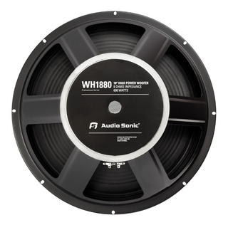 Parlante 18 Woofer 900w Audiosonic 8 Ohm Bob 3 Wh1880 100oz