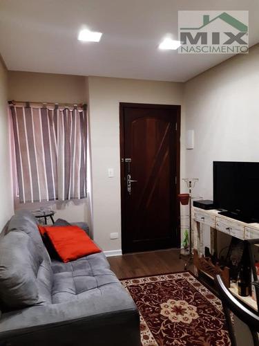 Apartamento Em Demarchi  -  São Bernardo Do Campo - 3009