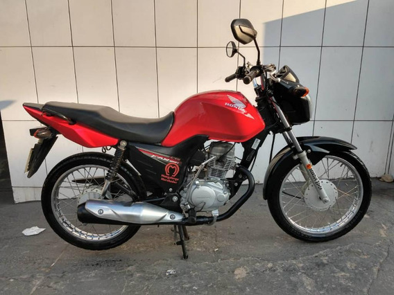 Honda Cg-125 125i Fan