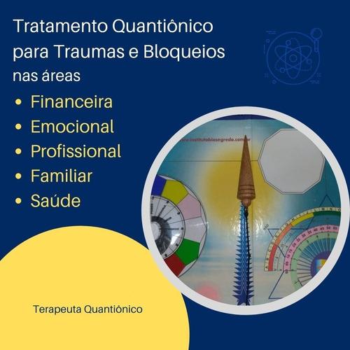 Terapia Holística Quantiônica - Ansiedade, Depressão, Dores