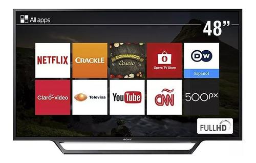 Tv Led Sony Bravia 48 Smart Tv Kdl-48w655d Full Hd// Lh