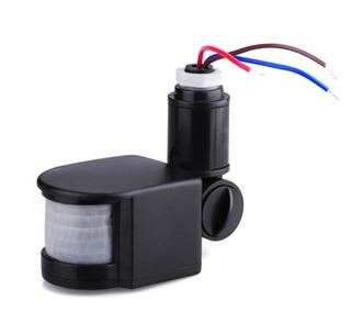 Sensor De Movimiento 12cd Pir Seinsor Infrarrojo Automatico