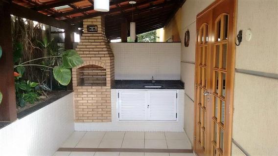 Oportunidade - Casa Em Condomínio - Sala, 02 Quartos, Cozinha, Área Com Churrasqueira E 1 Vaga. - Ca0505