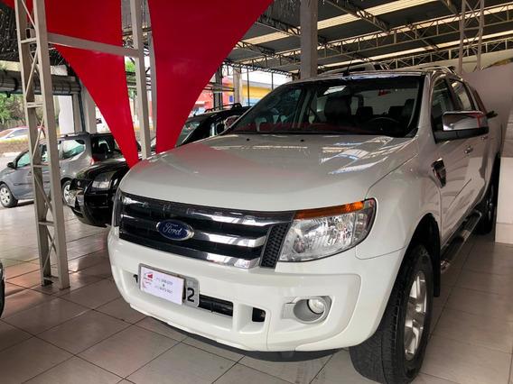 Ford Ranger 2.5 Xlt Cab. Dupla 4x2 Flex 4p