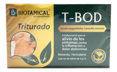 Imagen 1 de 2 de T- Bod (body Slim Té) 30 Sobres Original Natural Health