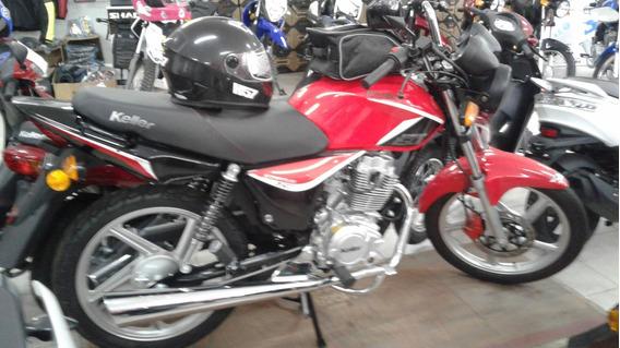 Moto Keller Stratus 150 Full