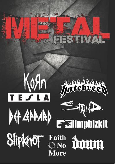 Metal Festival - Live At Download Festival 2009 - Dvd