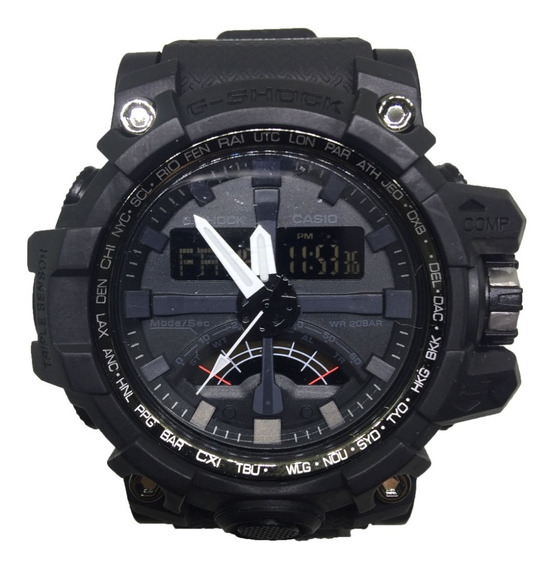 Relógio Militar Esportivo Masculino Analógico Digital