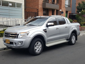 Ford Ranger Limited 4x4 Full Equipo