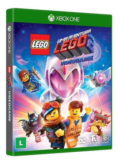 Uma Aventura Lego 2 Xbox One Mídia Física Novo Lacrado