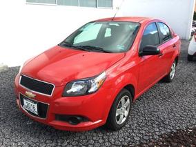 Chevrolet Aveo Aveo Paq.j Ta 2016 Seminuevos