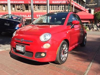 Fiat 500 2014 3p Sport 1.4 Aut