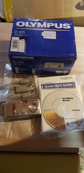 Máquina Fotográfica Olympus D-435 5.1 Megapixel