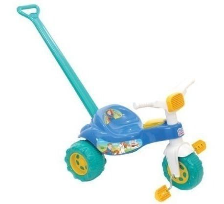 Triciclo Infantil Tico Tico Príncipe 2231 - Magic Toys
