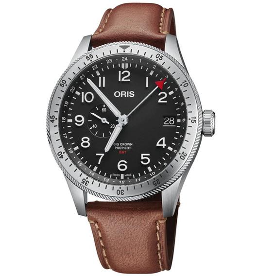 Nuevo Reloj Oris Big Crown Pilot Original 74877564064