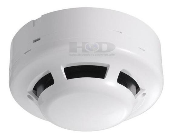 Sensor De Humo Cableado Alarma Domiciliaria Casa 4 Hilos Hd