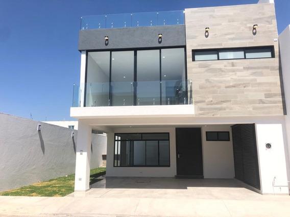 Casa En Venta En Morillotla, San Andrés Cholula