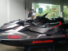 Jet Ski Sea Doo Gti 155 Limited 2014