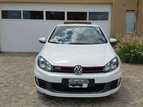 Volkswagen Golf Gti 2013 Dsg 211cv Tope De Gama