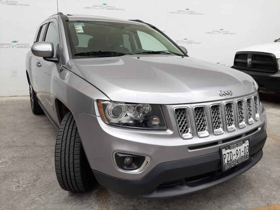 Jeep Compass 2017 5p Limited 4x2 L4/2.4 Aut
