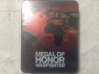 Xbox 360 Medal Of Honor Warfighter Edicion Especial *nuevo*