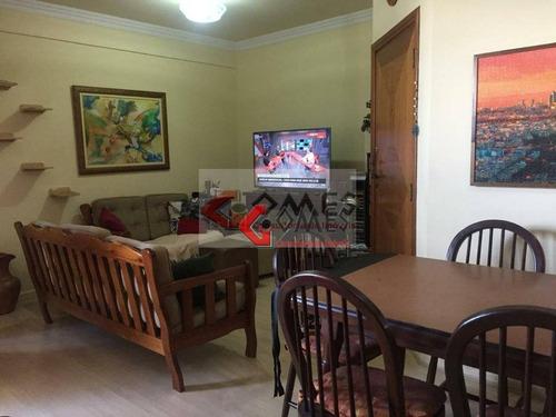 Apartamento Com 3 Dormitórios À Venda, 136 M² Por R$ 700.000,00 - Baeta Neves - São Bernardo Do Campo/sp - Ap3136