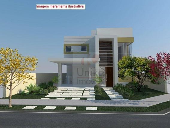 Casa Em Construção Em Itatiba - Ville De France - Ca1163