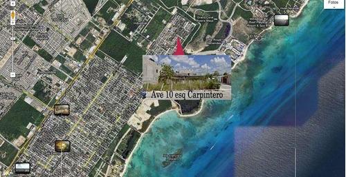 Imagen 1 de 3 de Terreno Av 10 Playa Del Carmen