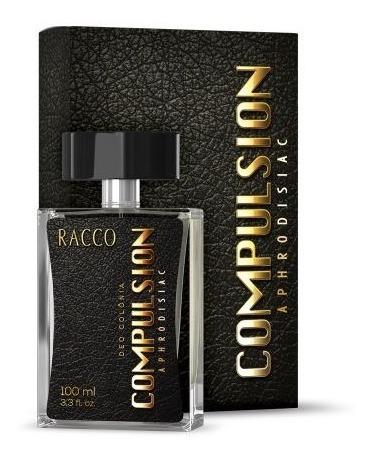 Deo Colônia Compulsion Aphrodisiac Racco, 100ml