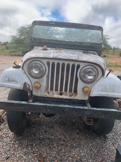 Jeep Jeep Willys 1966 4x4