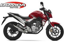 Honda Twister 250 Cb 250 0 Km Linea Nuevo Dompa Motos