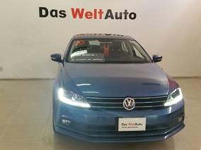 Volkswagen Jetta 2.5 Comfortline Mt Azul Seda 2017