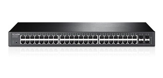 Switch Inteligente De 48purt Gigabit 4ran Sfp Jetstream