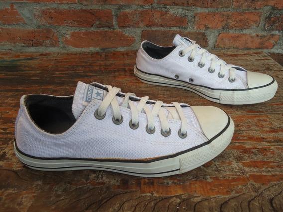 Tênis Converse All Star Original Branco Br 37 Barato