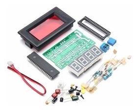 Kit Para Montagem Amperimetro Eletronico Digital Icl7107