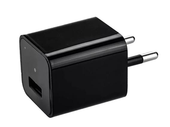 Spy Cam Carregador Usb Espião 32gb 1080p Full Camera