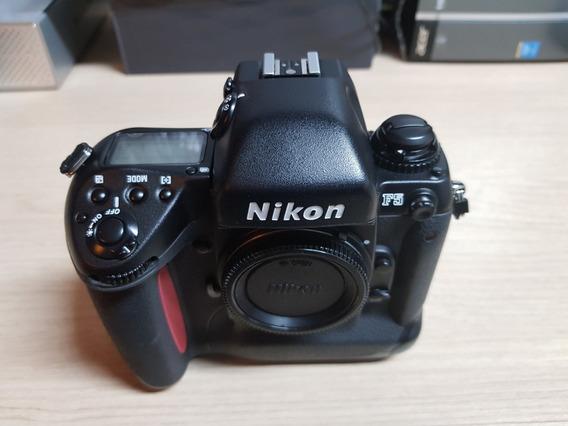 Nikon F5 Filme Analógica - Impecável!