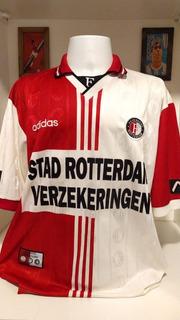 Camisa Futebol Feyenoord adidas 1997