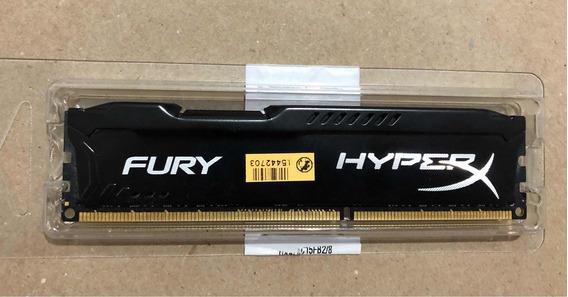 Memoria Ram 8gb Ddr3 Hyperx Fury 1600mhz