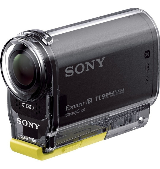 Filmadora Ação Sony Action Full Hd Hdr-as20 + Bateria Extra