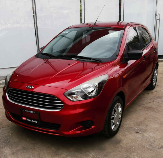 Ford Figo 2016 4p Impulse L4/1.5 Man