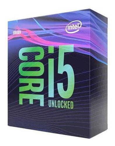 Imagem 1 de 1 de Processador Intel 9600k Core I5 (1151) 3.70 Ghz Box - Bx806